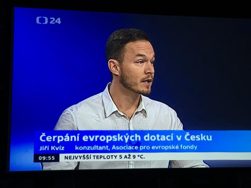 Jiří Kvíz - ČT24